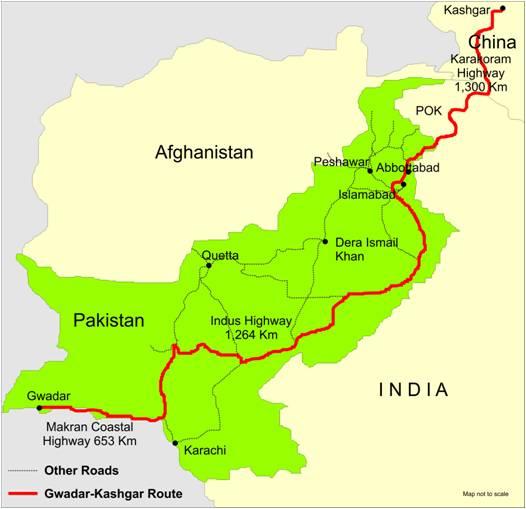 احداث خط ریلی سراسری پاکستان با سرمایه گذاری ۸.۲ میلیارد دلاری