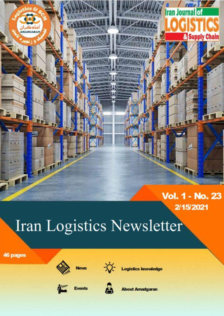 Iran Logistics Newsletter No 23(eng)_001